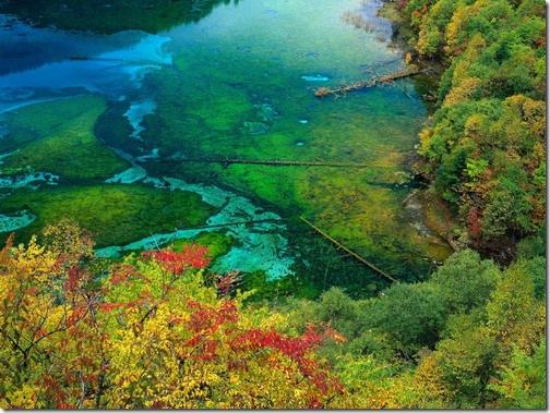 Top 10 beautiful scenery in