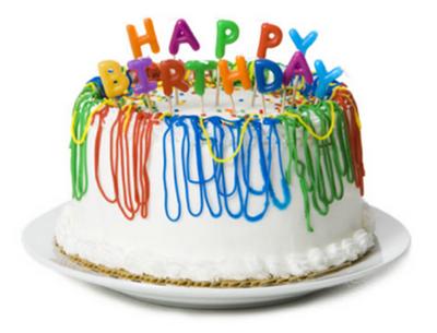 Birthday Cake Candles On Happy Image Orkut Scrap Png Latika Rani