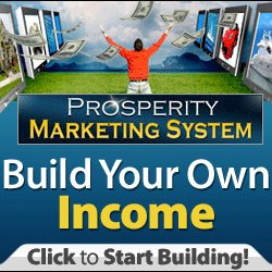 Prosperity Marketing System