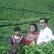 That's us at Munnar Tea Gardens in Kerala
