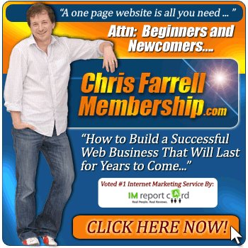 Chris Farrel Membershimp