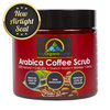 Arabica Coffee Scrub, Face & Body Exfoliating Coffee Scrub for Cellulite Treatment