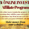 MONEY ONLINE INVESTMENT Invest Online. Make Money