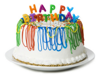 Birthday Cake Candles On Happy Image Orkut Scrap Png Latika Rani