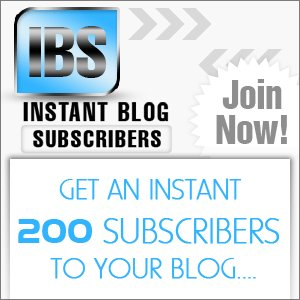 Instant Blog Subscribers